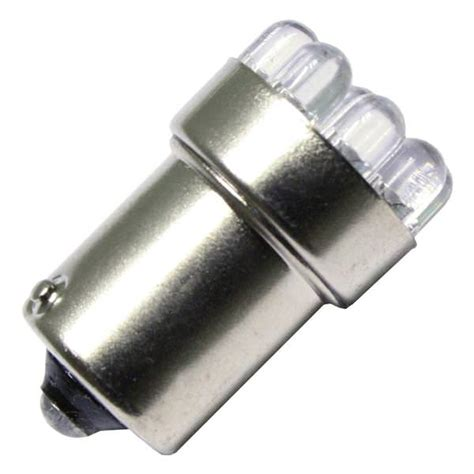 eiko 05394 led 12 scbay w miniature automotive light