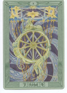 1000 images about crowley thoth tarot on pinterest