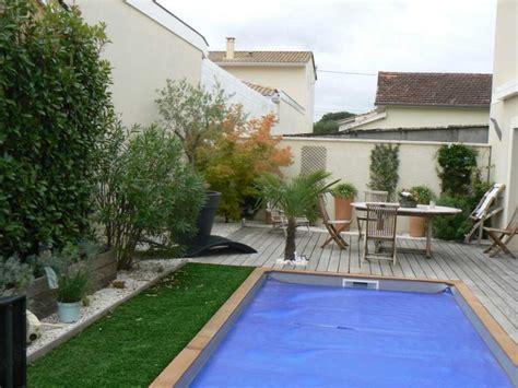 amenagement petit jardin avec piscine digpres