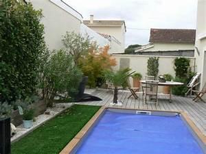 amenagement petit jardin avec piscine digpres With amenagement jardin avec piscine