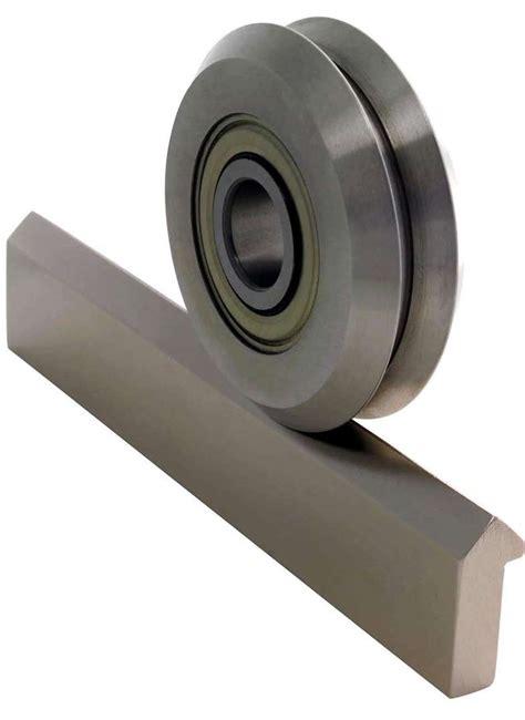 pacific bearing introduces   redi rail  guide  medium load capacity linear bearing