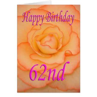 happy 62nd birthday happy 62nd happy 62nd birthday gifts on zazzle ca