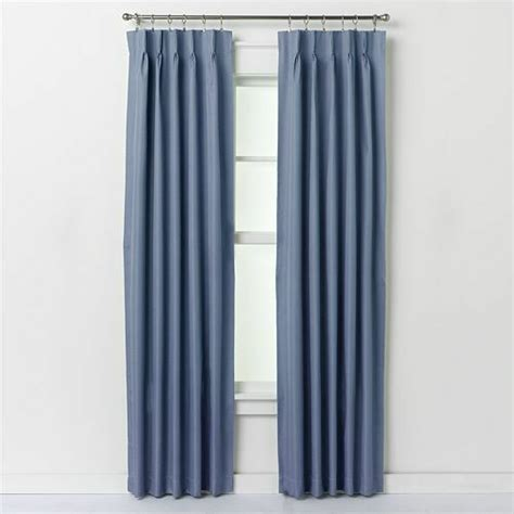 Pleated Thermal Drapes - new crosby thermal insulated pinch pleat curtain drape
