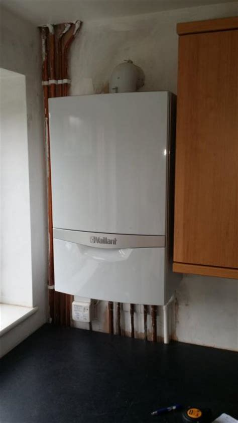 Repositioning a combi boiler by a few inches   DIYnot Forums