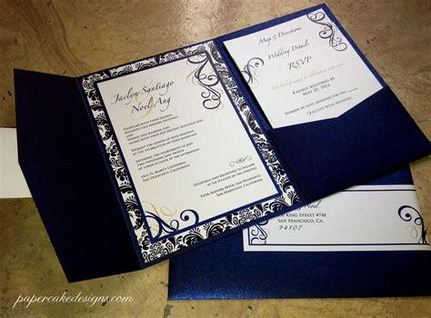 diy print assemble wedding invitations papercake designs blog