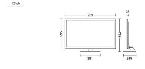 Panasonic Viera Th-l42et50a 42 Inch 107cm 3d Full Hd Smart