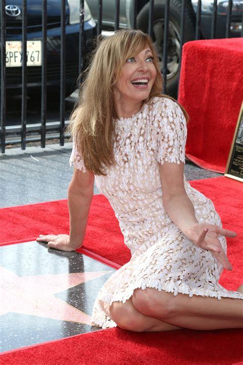 allison janney    deserved star   hollywood