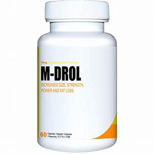 M-drol German Pharmaceuticals - Increase Power And Strength