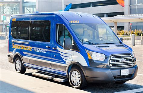 Airport Shuttle Service by Supershuttle Airport Rides To And From Mesa