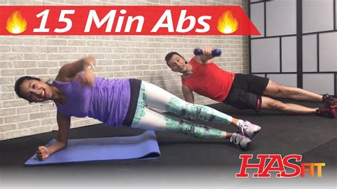 Hiit Abs Workout For Men & Women