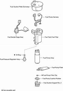98 Toyota Camry Fuel Tank Sending Unit Wiring Diagram