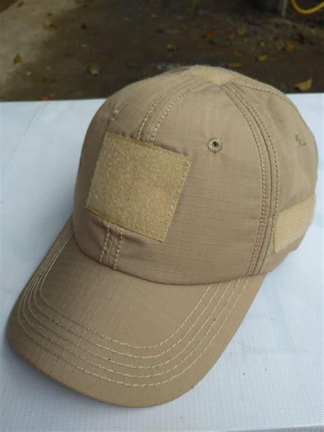 Harga Topi Merk Molay jual topi velcro ripstock topi molay topi bdu