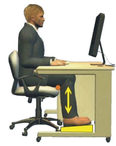 leg rest for desk adjustable desk foot rest