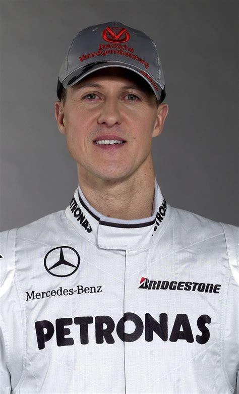 Wer mick sieht, denkt automatisch an seinen. Michael Schumacher: Neuer Rennstall, gleicher Partner ...