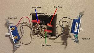 Ceiling Fans  U0026 Switches