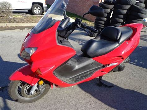 Honda Nss250 Reflex Motorcycles For Sale