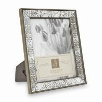 """mirrored picture frames Jaclyn Smith 8"""" x 10"""" Mirrored Picture Frame"""