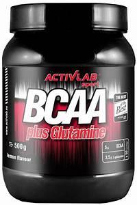 Activlab Bcaa Plus Glutamine