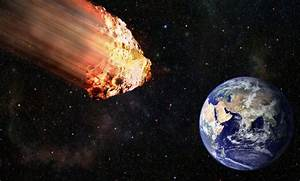 Nasa Warns A Major Meteor Strike Is On Its Way  This Is