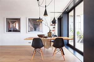 House, Tour, A, Masculine, Minimalist, Apartment, In, Barcelona
