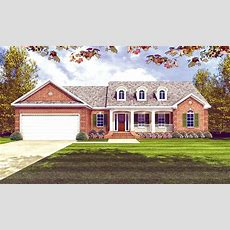 Classic Traditional House Plan  5197mm Architectural