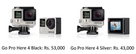 Gopro Price Gopro Hero4 Price In Nepal Gadgetbyte Nepal