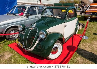 Fiat Meaning In Italian by 1936 Fiat 500 Images Stock Photos Vectors
