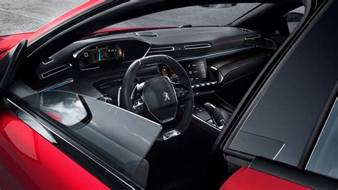peugeot 508 interior new peugeot 508 a pretty plug in pug car magazine