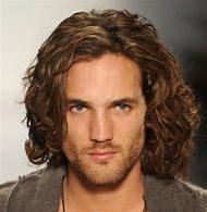 Curly Hairstyles Men Long Hair