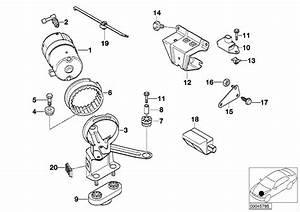 2002 Bmw 330ci Speed Sensor  Dsc - 34526864094