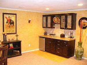 Simple basement wet bar home pinterest for Simple basement bars