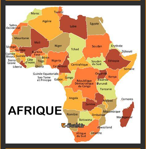 fonds de cuisine carte afrique plan géographie arts et voyages