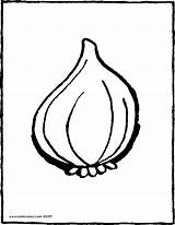 Onion Drawing Coloring Pages Kiddicolour Colouring Popular Clipartmag Getdrawings sketch template