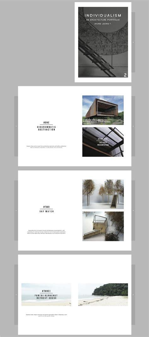 The 25+ Best Architecture Portfolio Layout Trending Ideas