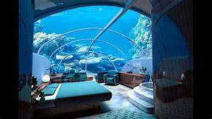 Coolest bedrooms in the world (photos and video ...