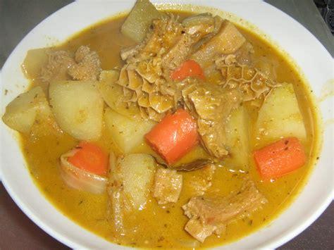 cuisiner du celeri lam bassa 39 a pepe soupe camerounaise cameroonian pepe soup