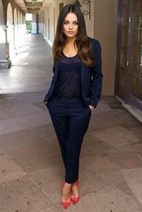 Pantalon De Soiree Chic : tailleur pantalon chic robe soiree elegante bersun ~ Melissatoandfro.com Idées de Décoration