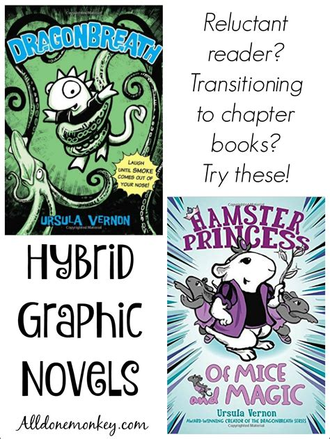 Hybrid Graphic Novels For Kids And Huge Giveaway! All
