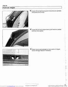 Bmw 528i 1999 E39 Workshop Manual  1002 Pages   Page 850