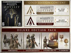 Assassin's Creed Odyssey | Game Preorders
