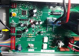 Incline Motor Sensor