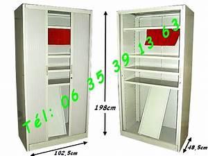 Armoire Avec Rideau : armoire porte rideau armoire porte rideau achat vente ~ Melissatoandfro.com Idées de Décoration
