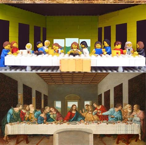 25 Best Images About Art Parody Last Supper On Pinterest