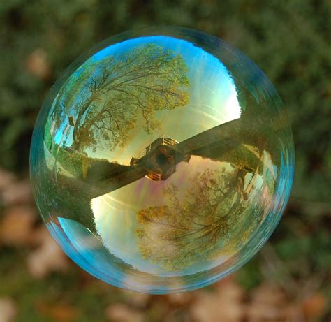 soap bubble reflections rjheeks