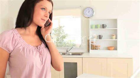Moderne Hausfrau by Moderne Hausfrau Lizenzfreie Stock Und
