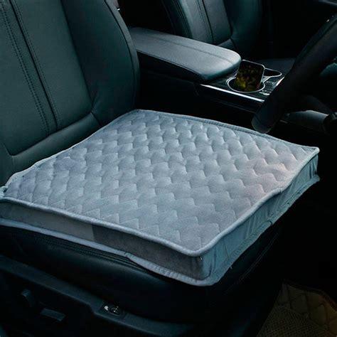 coussin siege voiture coussin de siège epais auto voiture housse coton polyester