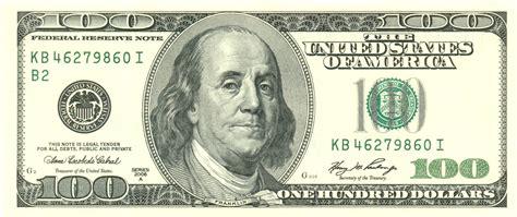 dollar bill talk    message