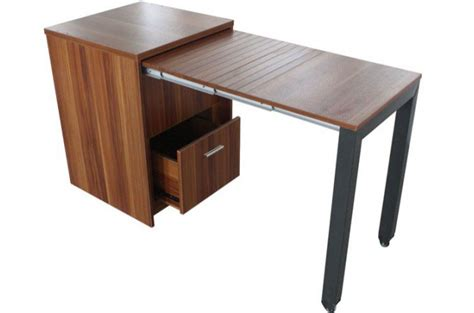 bureau chene clair commode transformable en bureau chêne clair bureau