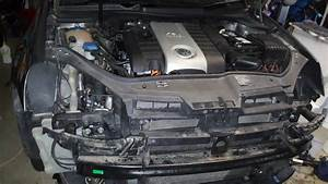 Step 5  Engine And Ecu Change From 2 0 Fsi To Gti