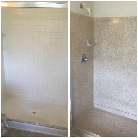 17 best images about our work shower transformations on